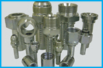 PTFE Hose Tail Fittings for Easycrimp and Big Bore Hose